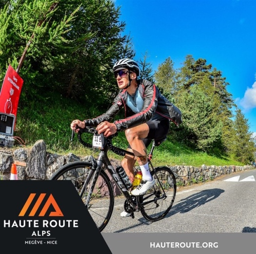 The last trip to the hurt locker - stage seven, Alps.